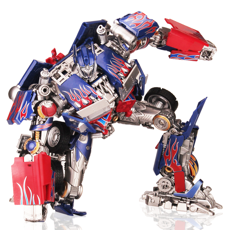 Transformers SS-05 enlarged optimus prime commander alloy toy