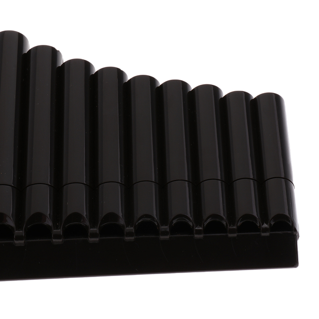 Beginners 18 Pipes C Tone Pan Flute Woodwind Musical Instrument