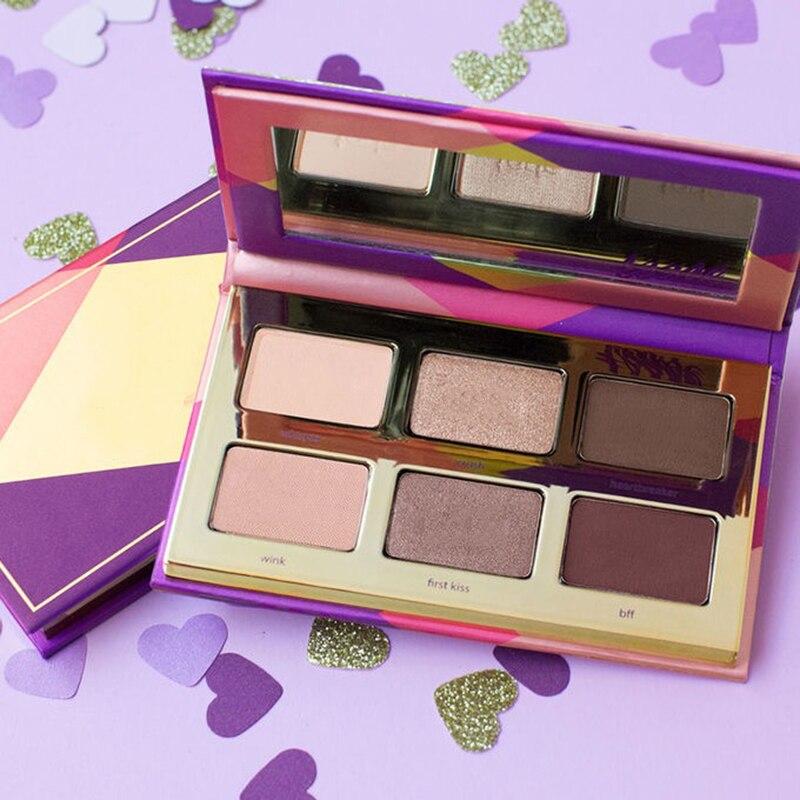 Givenone 2019 Eye shadow palette Long-lasting Brighten Natural powder shimmer eyeshadow pallete New