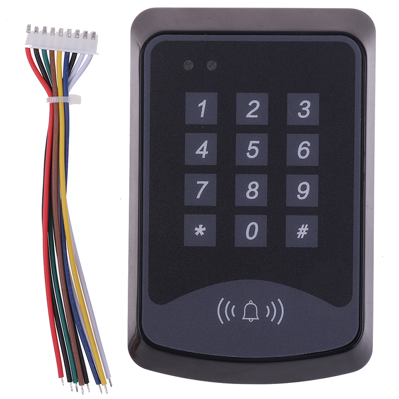RFID Access Control System Device Machine 125Khz RFID Security Proximity Entry Door Lock 1000 User