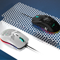 2020 16000 dpi mouse usb wired gaming mice led backlit design oco mause ultra leve computador pc com fio mouse portátil