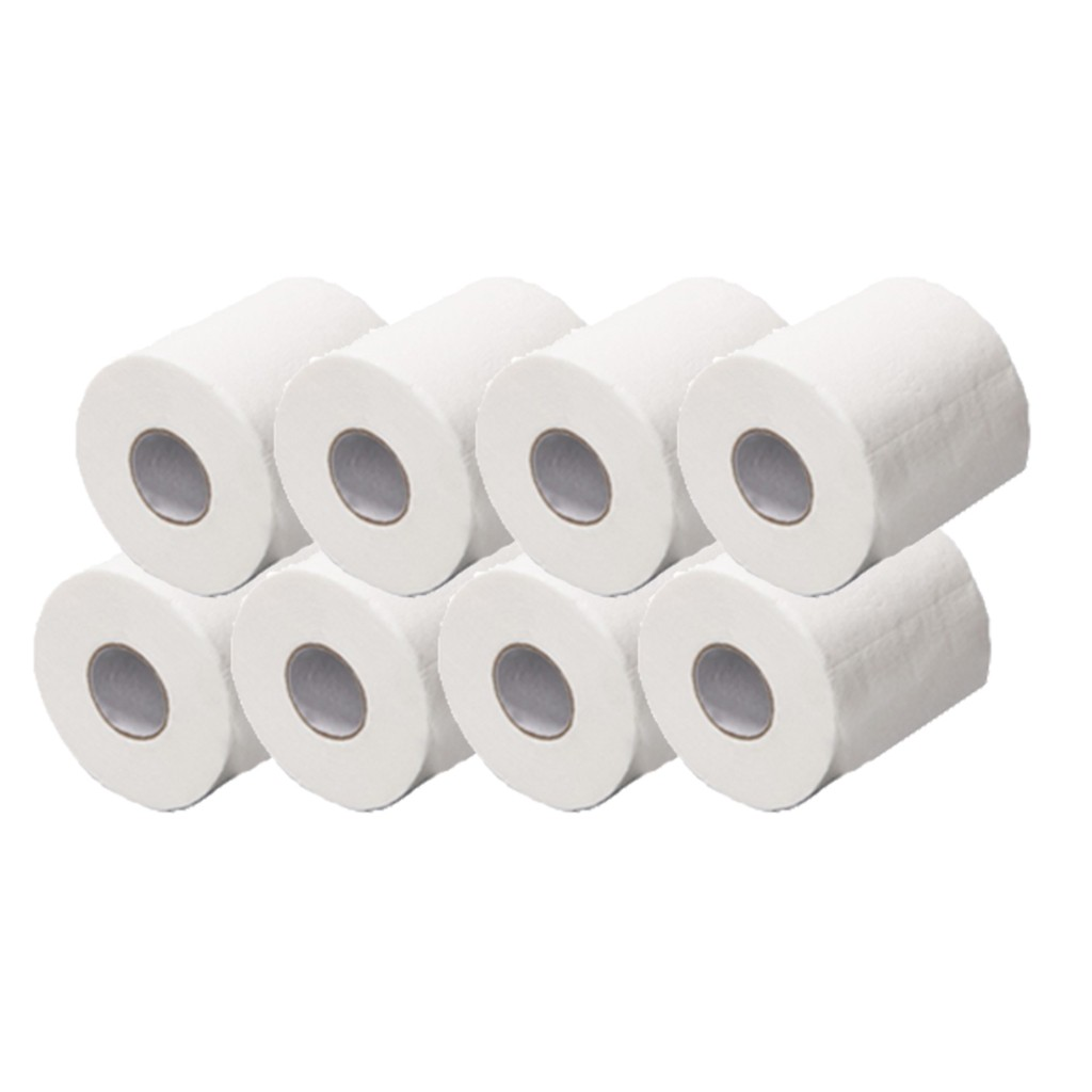 Toilet Paper Toilet Roll Tissue Roll Pack Hollow Replacement Roll Paper Print Interesting Toilet Paper Table R Toilet Paper ##0