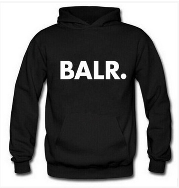 BALR. Europe And America Men And Women Fashion Hooded Sweater AliExpress