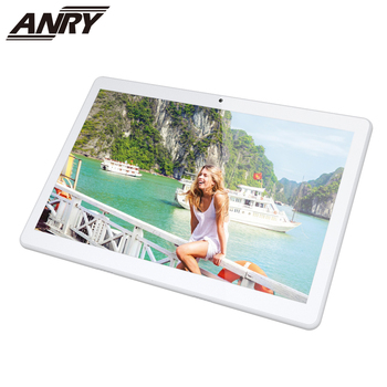 ANRY 10 Inch Tablet 3G call Google Play Android 7.0 New 2020 Model Bluetooth IPS Screen Quad Core MTK6580 Tablet PC
