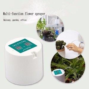 Image 3 - Intelligente Giardino Succulente Ricaricabile Dispositivo Automatico di Irrigazione Pianta In Vaso Irrigazione a goccia Timer Sistema di Irrigazione Kit