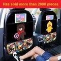 1 шт. автомобильное сиденье Чехол для задней крышки для детская мультяшная машина Анти Удар коврик с сумкой Водонепроницаемый заднем сидень...