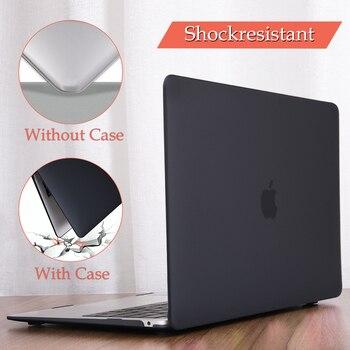 Redlai Matte Crystal Case for MacBook 4