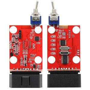 Image 2 - ELM 327 V 1 5 PIC18F25K80 FORScan ELM327 V1.5 USB OBD2 סורק CH340 HS יכול/MS יכול עבור פורד OBD 2 OBD2 רכב אבחון אוטומטי כלי