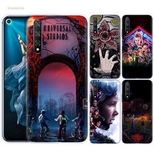 TV Show Stranger Things Case for Huawei Honor 9X 8X Y9 20 8C 8 9 10 Play 8A Lite Pro V20 Y7 Y6 Y5 2019 Soft Fundas Phone Covers(China)