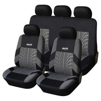 Car Seat Cover Auto Interior Seat Protector Covers for porsche cayenne macan ssangyong actyon korando kyron rexton