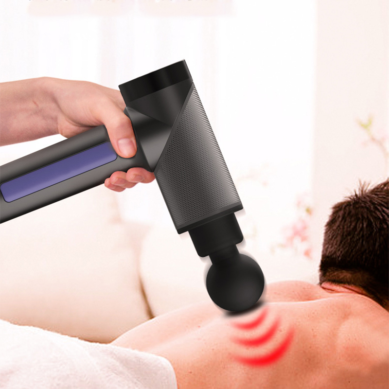 Muscle Massage Gun Body Massager Therapy Massager Exercising Muscle Pain Relief Body Shaping Recovery Muscle Relax Massagea - 5