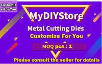 Customize Die Cuts For You MOQ Pcs: 1 Welcome To Ask Any Time