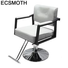 Belleza De Makeup Barbeiro Chaise Hair Furniture Fauteuil Stoel Schoonheidssalon Mueble Silla Salon Shop Cadeira Barber Chair