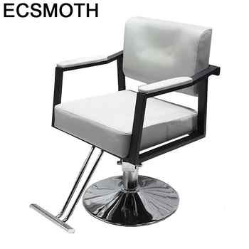 Belleza De Makeup Barbeiro Chaise Hair Furniture Fauteuil Stoel Schoonheidssalon Mueble Silla Salon Shop Cadeira Barber Chair - DISCOUNT ITEM  39% OFF All Category