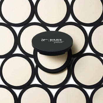 IT Cosmetics Bye Bye Pores Powder Face Poreless Finish Airbrush Pressed Powder Setting Powder Face Powder It