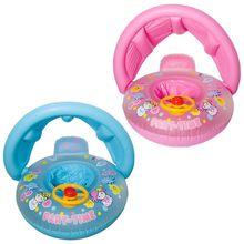 Swimming-Ring Swim-Pool-Toy Seat Detachable Float-Boat Water-Fun Baby Toddler Infant