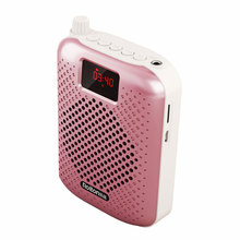 Voice-Amplifier Guide Usb-Charging Loudspeaker-Microphone Bluetooth Wired Coaches Teaching
