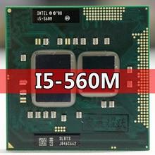 インテルコア i5 560M ノートブックコンピュータプロセッサ i5 560 ノートパソコンの cpu PGA988 ノートパソコンの cpu