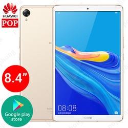 Оригинальный планшетный ПК Huawei Mediapad M6 8,4 дюймов Kirin 980 Octa Core Android 9,0 GPU Turbo Google Play