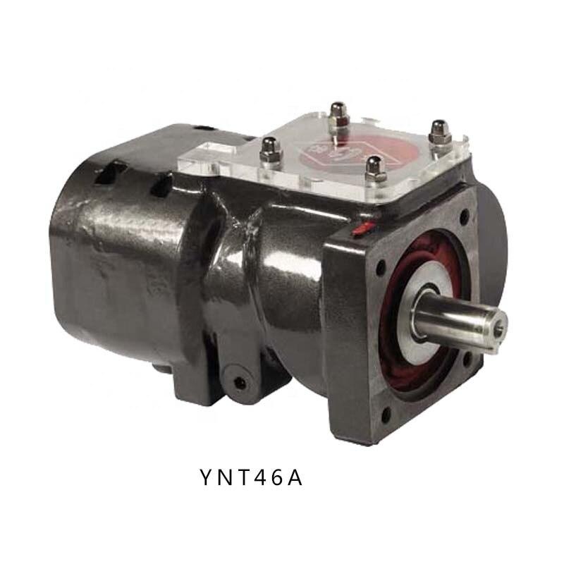 7.5HP/5.5kw Mini Screw Compressor Air End 0.33~1 M3 /Min 7~12.5bar YNT46A
