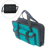 600 Oxford Cloth Tool Bag Portable Electrician Bag Thicken Large Capacity Bag for Tools Travel Bags Men Crossbody Bag Tool Bags