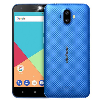 In Stock! Ulefone S7 5.0 inch IPS Corning Gorilla 3 MTK6580A Quad Core 1GB 8GB 2GB 16GB Android 3G Cellphone Low Price