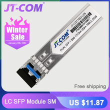1000Mbps mini Gbic Single Mode duplex SFP Module L