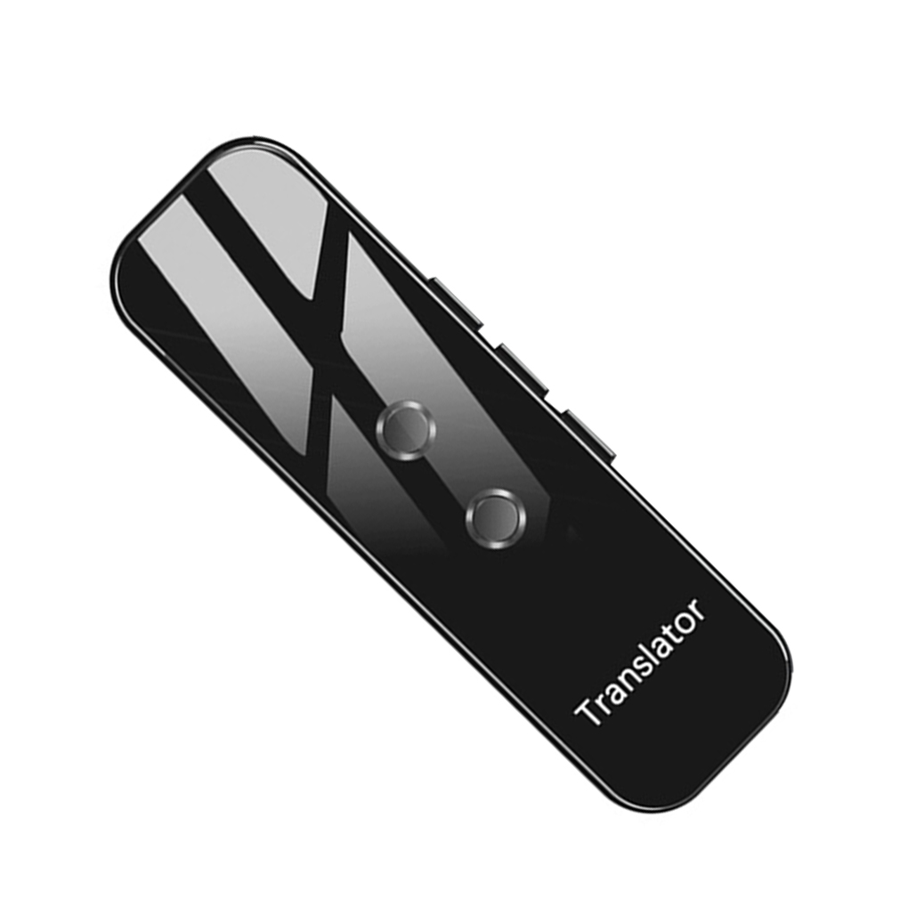 Translator Audio Voice-Languages MUAMA Enence Instant Real-Time Portable Smart G6 title=