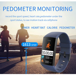Image 4 - GIMTO Sport Bracelet Measurement Of Pressure And Pulse Monitor Smart Watch Men Activity Tracker Band Wristband Call Reminder