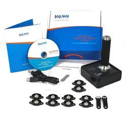 JWM Durable Schutz Tour Patrol System Wasserdichte IP67 Sicherheit Patrol Zauberstab Schutz-ausflug Reader
