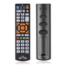Hot Universal Smart Fernbedienung Controller IR Fernbedienung Mit Lern Funktion für TV CBL DVD SAT Für L336