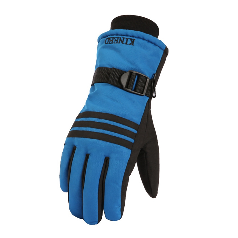 New Winter Waterproof Ski Gloves Men Unisex Snowboard Warm Gloves Motorcycle Riding Snow Climbing Thermal Windproof Gloves