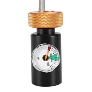 Image 5 - G1/2 CO2 Cilindro di Ricarica Adattatore con il Tubo Flessibile per il Riempimento di Bottiglia Cilindro Serbatoio di Aria Co2 Riempito Adattatore Inflazione