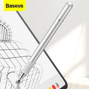 Image 1 - Baseus Capacitive Stylus Touch Pen For Apple iPhone Samsung iPad Pro PC Tablet Touch Screen Pen Mobile Phones Stylus Drawing Pen