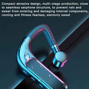 Image 4 - New Y10 Business Bluetooth Earphone Wireless Touch Headphones Stereo Handsfree Noise Reduction HD Mic Earbuds With Charging Box