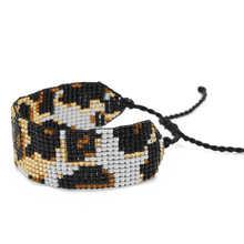 цена Go2boho MIYUKI Cuff Bracelet Leopard Bracelets Delica Beads Pulseras Mujer Moda 2019 Women Jewelry Handmade Armband Loom Woven в интернет-магазинах