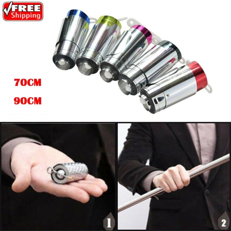 Portable Martial Arts Plastic Magic Bo Staff- New High Quality Pocket Magic Props