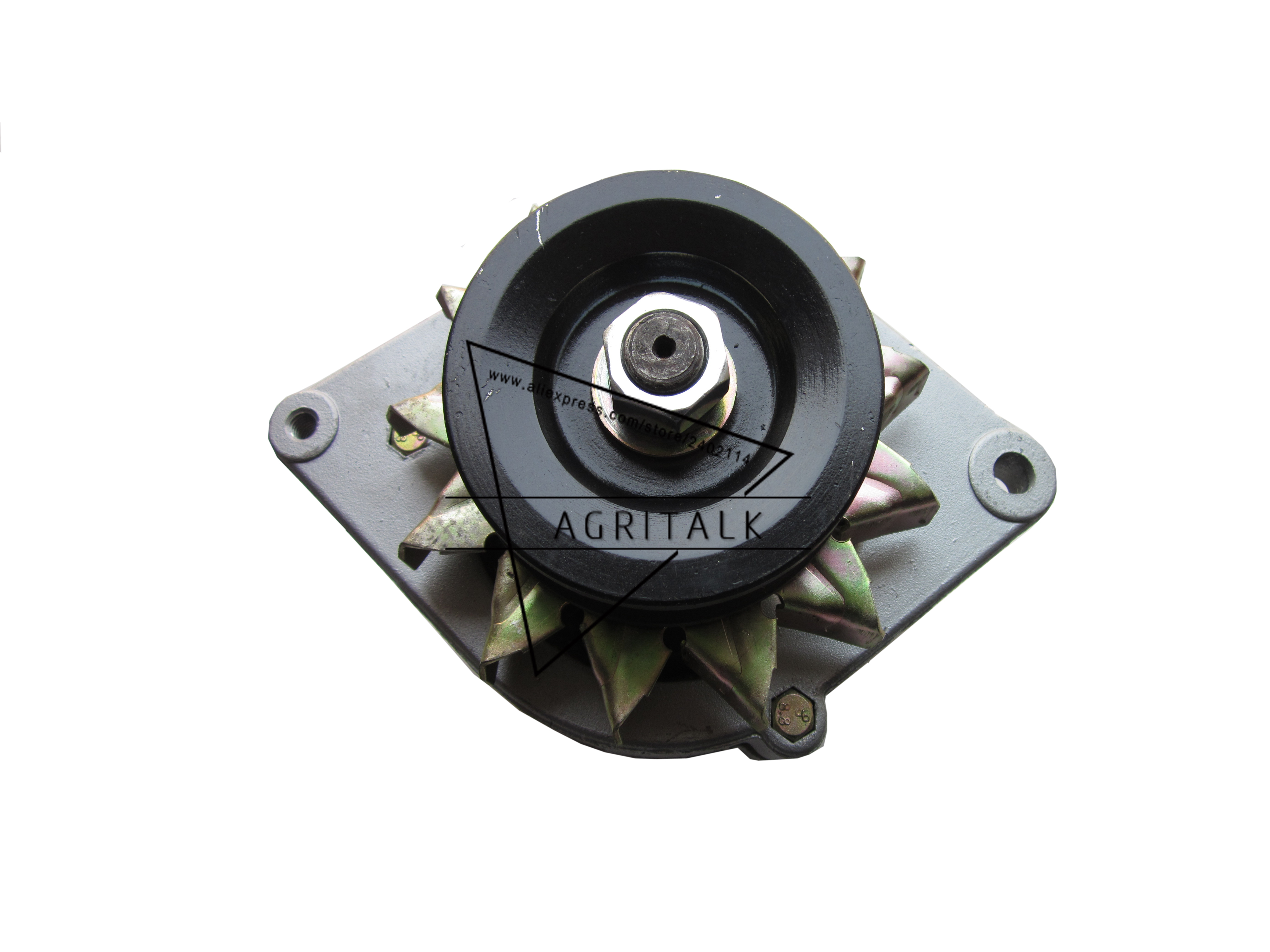 Alternator (generator) 12V Model 2JF200 For Jiangdong TY295IT/TY2100IT/TY2102IT Engine , Part Number: