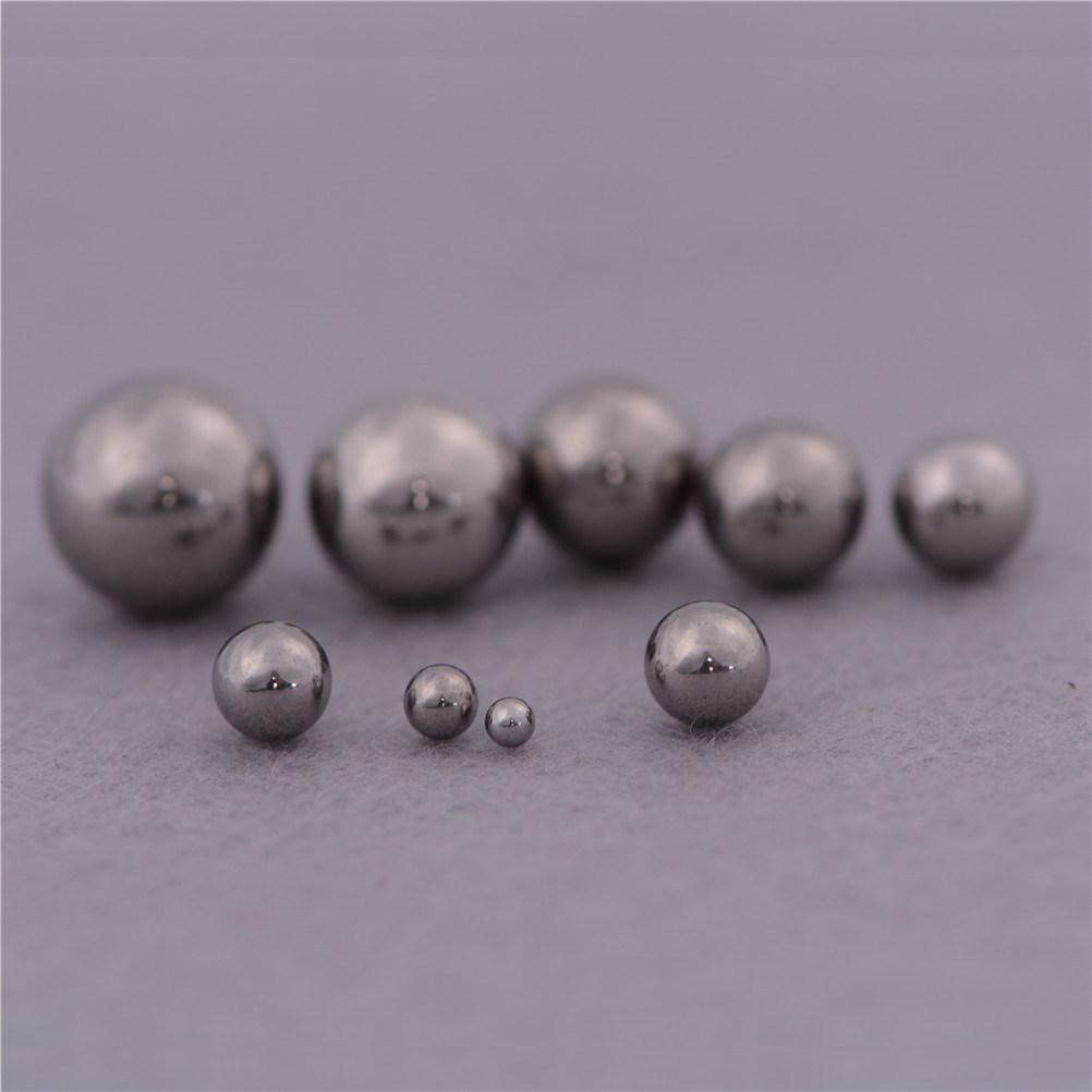 10PCS Dia Bearing Balls Hot Sale Stainless Steel Precision Slingshot Balls 2mm 3 mm 4mm 5mm 6mm for Bicycles Bearings Shaft image