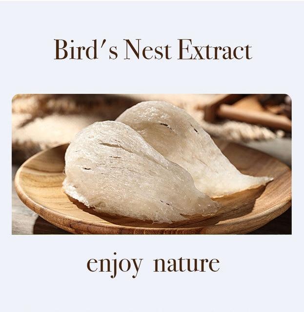 bird's nest collagen eye mask 60pcs eye pads Dark Circles sleep eye patch Eye Bag Eye care Gel Protein Sleep Patche Remover 5