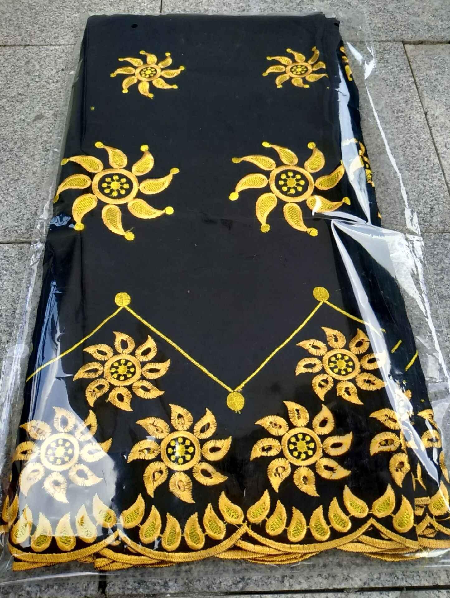 Африканская белая кружевная ткань швейцарская вуаль кружева в швейцарской парча жаккардовая ткань из Дубая нигерийская Кружевная повязка на голову 7 ярдов/комплект
