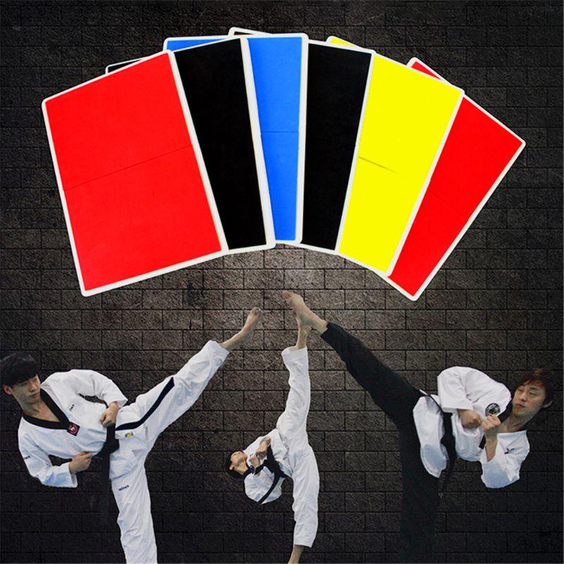 Taekwondo Training Board High Strength Karate Martial Arts Rebreakable Board
