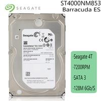 "Seagate Brand 4TB Desktop PC 3.5"" Internal Mechanical Hard disk SATA 6Gb/s HDD 7200 RPM 128MB Buffer Internal Hard Drives 1"