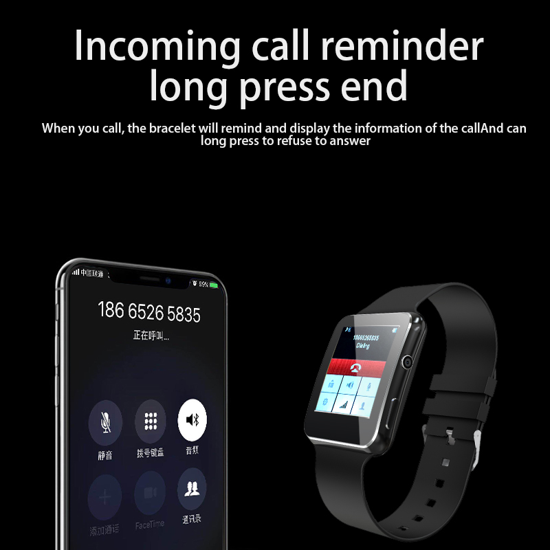 New Fashion Bluetooth Smartwatch with Camera Touch Screen Support SIM TF Card Sport Smart Watch Men for IOS Xiaomi Android Phone in Women 39 s Watches from Watches