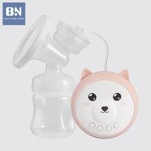 BN Electric Breast Pump With Milk Bottle USB Free Powerful Silent  Painless Infant Feeding Outdoor Milk Pump Postpartum Supplies