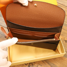High quality popular business fashion women zipper coin leather luxury pocket brand design portable card bag free delivery