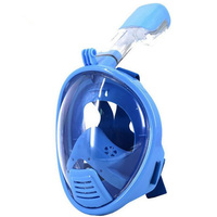 Children Underwater Leakproof Snorkeling Tool Adjustable Summer Swimming Sports Diving Mask Full Dry Anti Fog Non toxic Silicone
