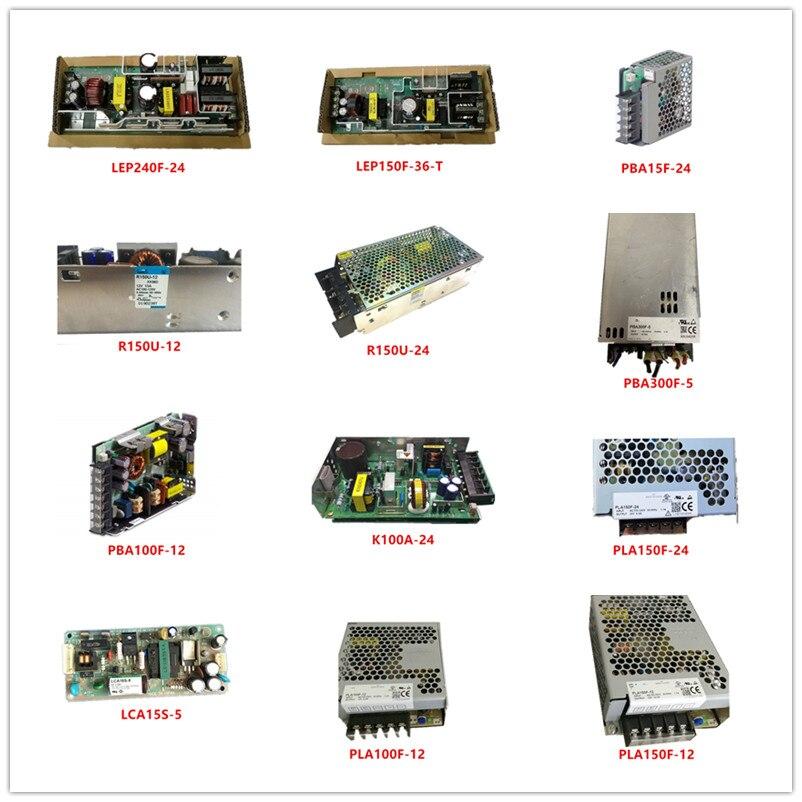 LEP240F-24|LEP150F-36-T|PBA15F-24|R150U-12|R150U-24|PBA300F-5|PBA100F/PLA100F-12|K100A-24|PLA150F-24|LCA15S-5|PLA150F-12 Used