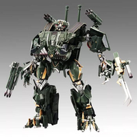 Bmb Ls10 Ls 10 Transformation Tank M04 Anime Movie Series Figure Model Deformable Robot Over 30cm ABS Plastic Alloy Boy Toy