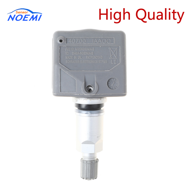 New 40700-1AA0C 407001AA0C For Infiniti M35 FX45 For Nissan Armada TPMS Tire Pressure Monitoring Sensor Car Accessories